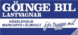 Göinge Bil Lastvagnar AB - Markaryd