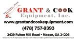 Grant & Cook Equipment, Inc.