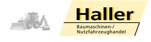 Haller Baumaschinen/Nutzfahrzeughandel, Werner Haller e.K.