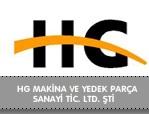 HG Makina ve Yedek Parça Tic. San. Ltd. Şti.