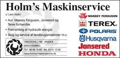 Holms Maskinservice