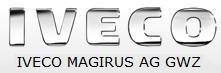 IVECO Magirus AG, Gebrauchtwagenzentrale