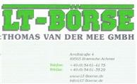 LT-BÖRSE Thomas van der Mee GmbH