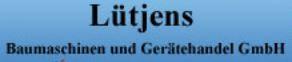 Lütjens Baumaschinen u. Gerätehandel GmbH