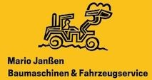 Mario Janßen Baumaschinen & Fahrzeugservice