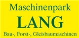 Maschinenpark Lang