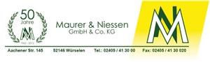 Maurer & Niessen GmbH & Co.KG