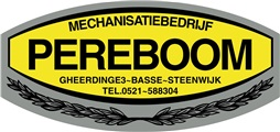 Mechanisatiebedrijf Pereboom