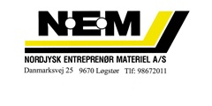 Nordjysk Entreprenør Materiel A/S