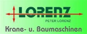 Peter Lorenz Autokrane u. Baumaschinen