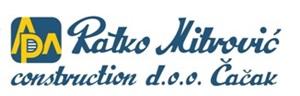 RATKO MITROVIC CONSTRUCTION DOO