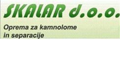 SKALAR d.o.o. oprema za kamnolome in separacije