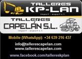TALLERES KP-LAN IMPORT-EXPORT S.L