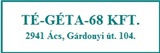 TÉ-GÉTA-68 Kft.