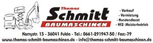 Thomas Schmitt Baumaschinen GmbH&Co.KG