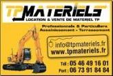 TP Materiels SARL