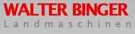 Walter Binger Landtechnik