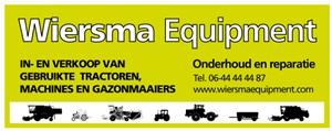 Wiersma Equipment